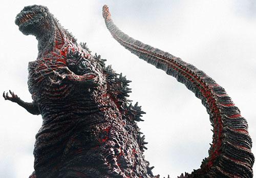 Cảnh trong phim Sự hồi sinh: Shin Godzilla - 1