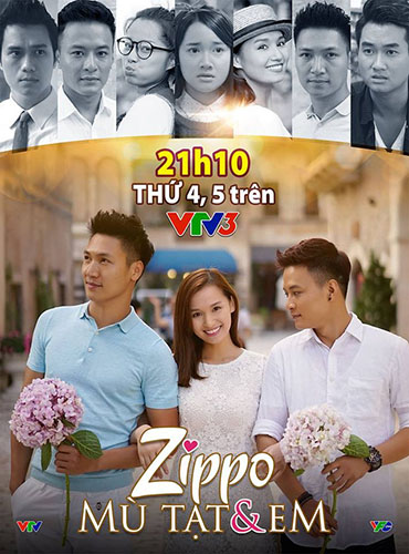 Poster của phim Zippo, Mù tạt và Em