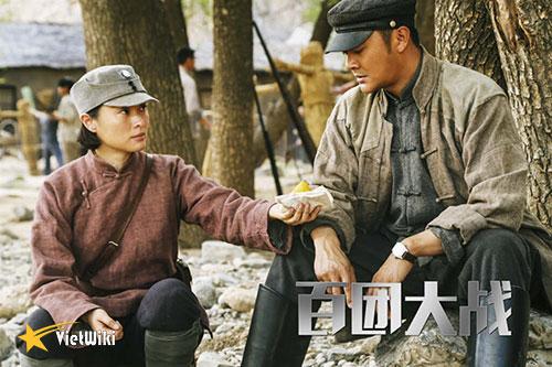 Cảnh trong phim Bách Đoàn Đại Chiến - 3