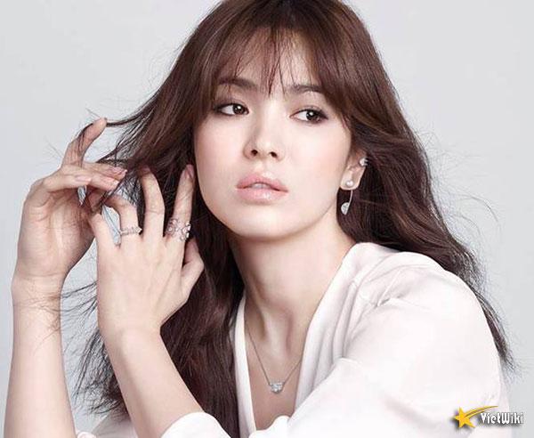 Chiêm ngưỡng nhan sắc đệ nhất mỹ nhân Hàn Quốc Song Hye Kyo - 10