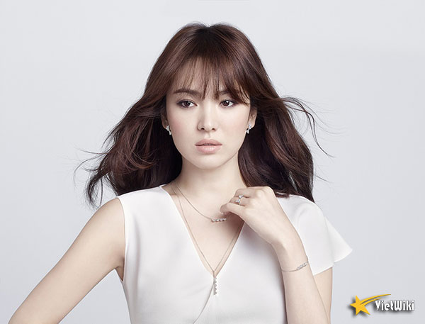 Chiêm ngưỡng nhan sắc đệ nhất mỹ nhân Hàn Quốc Song Hye Kyo - 11
