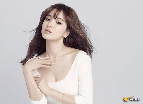 Chiêm ngưỡng nhan sắc đệ nhất mỹ nhân Hàn Quốc Song Hye Kyo - 12
