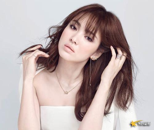Chiêm ngưỡng nhan sắc đệ nhất mỹ nhân Hàn Quốc Song Hye Kyo - 15