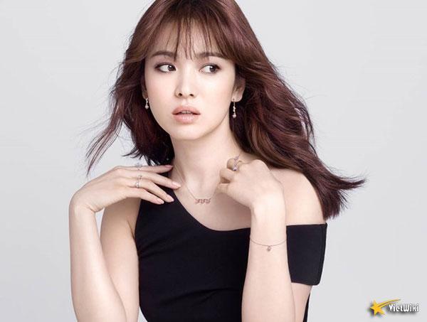 Chiêm ngưỡng nhan sắc đệ nhất mỹ nhân Hàn Quốc Song Hye Kyo - 17