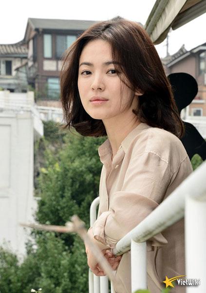 Chiêm ngưỡng nhan sắc đệ nhất mỹ nhân Hàn Quốc Song Hye Kyo - 19