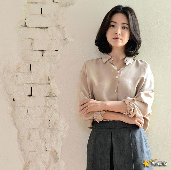 Chiêm ngưỡng nhan sắc đệ nhất mỹ nhân Hàn Quốc Song Hye Kyo - 20