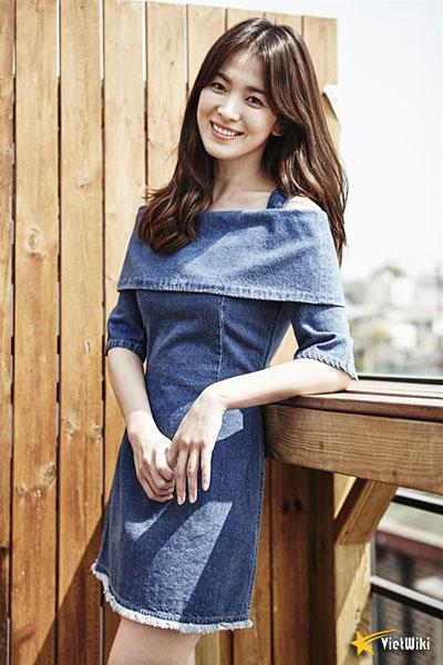 Chiêm ngưỡng nhan sắc đệ nhất mỹ nhân Hàn Quốc Song Hye Kyo - 5