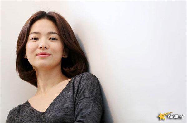 Chiêm ngưỡng nhan sắc đệ nhất mỹ nhân Hàn Quốc Song Hye Kyo - 8