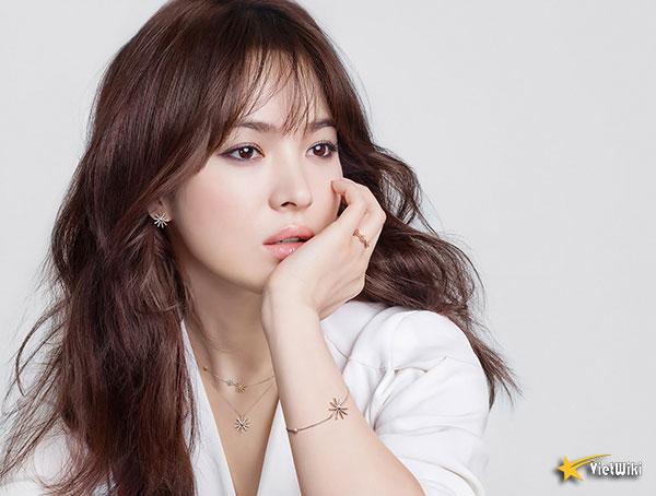 Chiêm ngưỡng nhan sắc đệ nhất mỹ nhân Hàn Quốc Song Hye Kyo - 9