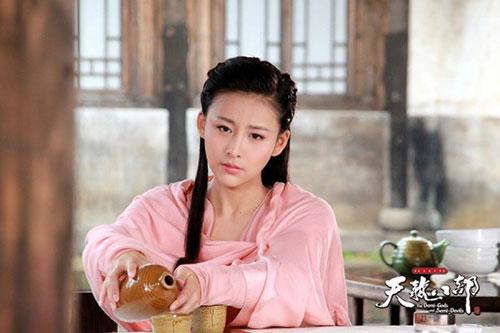 Cảnh trong phim Tân Thiên Long Bát Bộ 2013