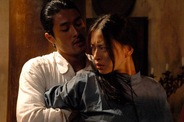 Cảnh trong phim Dòng Máu Anh Hùng