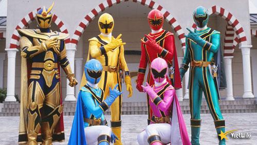 Cảnh trong phim Mahou Sentai Magiranger - 2