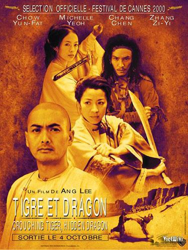Poster của phim Ngọa Hổ Tàng Long