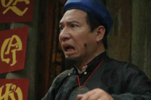 Quang Thắng trong phim hài Chôn nhời