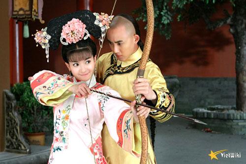 Cảnh trong phim Tân Hoàn Châu Cách Cách - 1