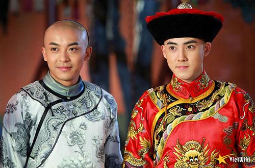 Cảnh trong phim Tân Hoàn Châu Cách Cách - 2