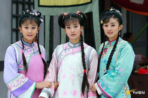 Cảnh trong phim Tân Hoàn Châu Cách Cách - 3
