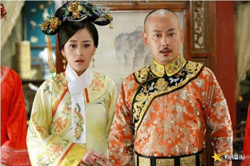 Cảnh trong phim Tân Hoàn Châu Cách Cách - 4
