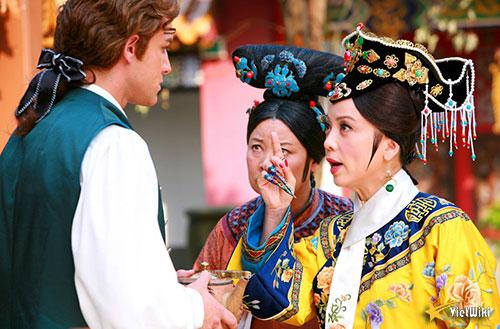 Cảnh trong phim Tân Hoàn Châu Cách Cách - 5