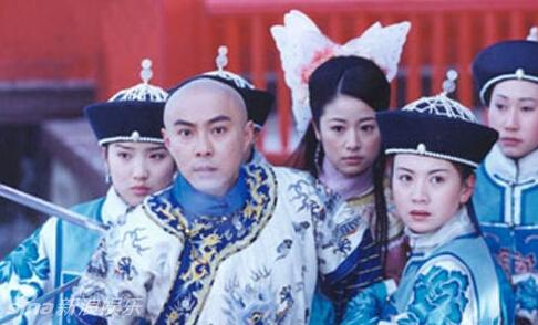 Cảnh trong phim Tiểu Bảo và Khang Hy