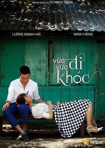 Poster của phim Vừa đi vừa khóc