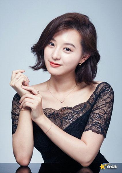 Chiêm ngưỡng nhan sắc nữ thần vạn người mê Kim Ji Won - 16