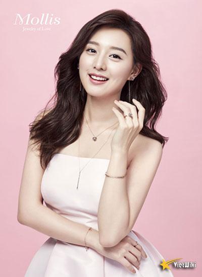 Chiêm ngưỡng nhan sắc nữ thần vạn người mê Kim Ji Won - 2