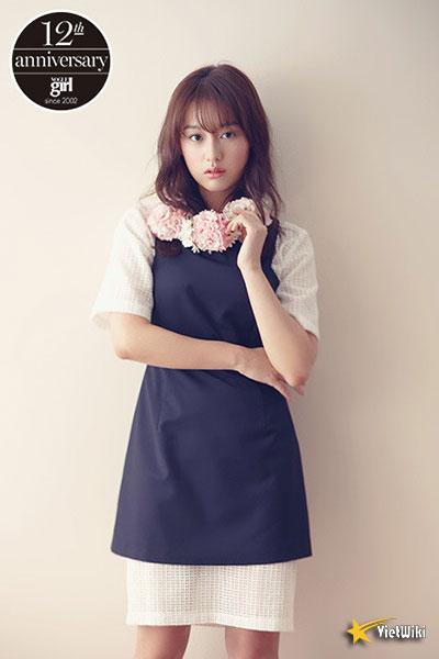 Chiêm ngưỡng nhan sắc nữ thần vạn người mê Kim Ji Won - 9