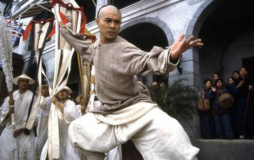 Cảnh trong phim Hoàng Phi Hồng