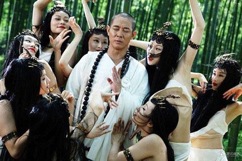 Cảnh trong phim Truyền thuyết Bạch Xà