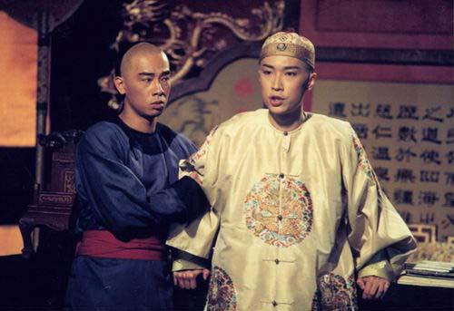 Cảnh trong phim Lộc đỉnh ký