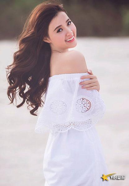 Ngắm vẻ đẹp không tì vết của Hot girl Midu - 6