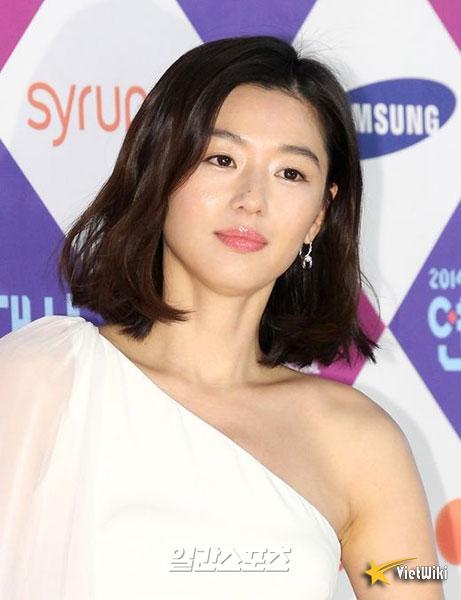 Ngắm vẻ đẹp không tuổi của Jun Ji Hyun - 10
