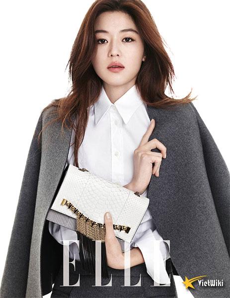 Ngắm vẻ đẹp không tuổi của Jun Ji Hyun - 7