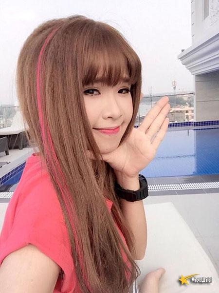Vẻ đẹp cực kỳ đáng yêu và dễ thương của ca sĩ Khởi My - 10