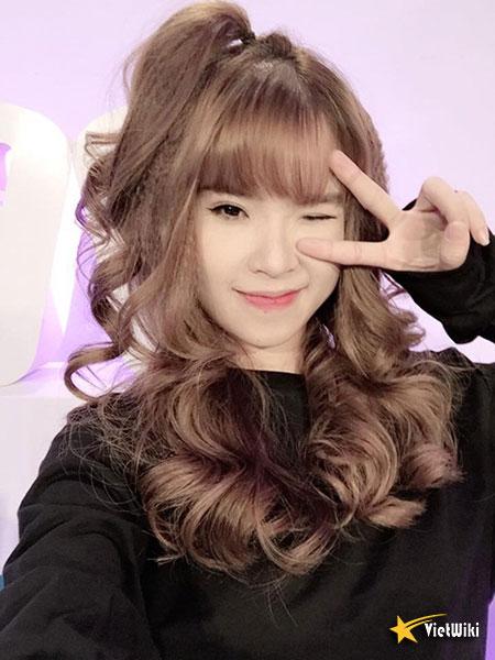 Vẻ đẹp cực kỳ đáng yêu và dễ thương của ca sĩ Khởi My - 11