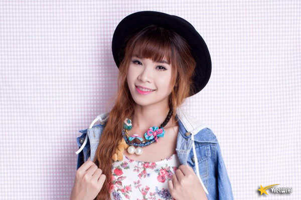 Vẻ đẹp cực kỳ đáng yêu và dễ thương của ca sĩ Khởi My - 20