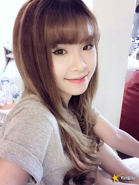 Vẻ đẹp cực kỳ đáng yêu và dễ thương của ca sĩ Khởi My - 5