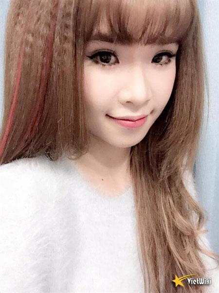 Vẻ đẹp cực kỳ đáng yêu và dễ thương của ca sĩ Khởi My - 6