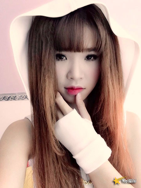 Vẻ đẹp cực kỳ đáng yêu và dễ thương của ca sĩ Khởi My - 7