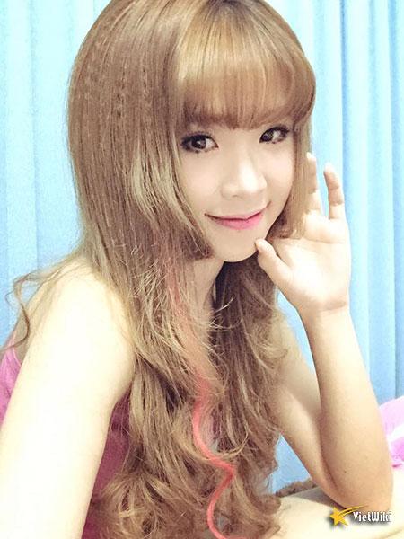 Vẻ đẹp cực kỳ đáng yêu và dễ thương của ca sĩ Khởi My - 8