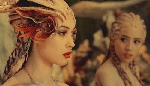 Cảnh trong phim Nhân Ngư Đế Quốc - 1