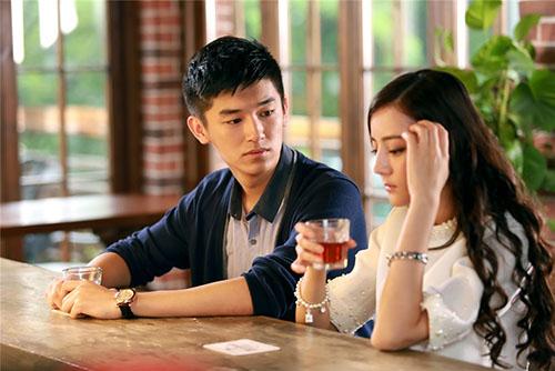 Cảnh trong phim Nghịch Quang Chi Luyến