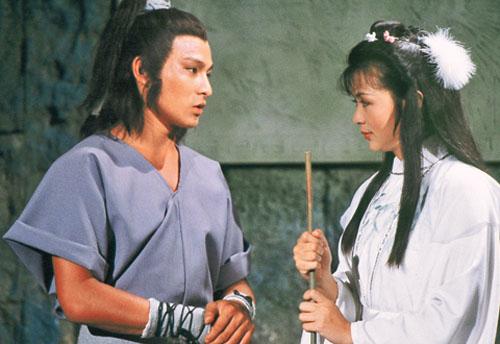 Cảnh trong phim Thần điêu đại hiệp 1983