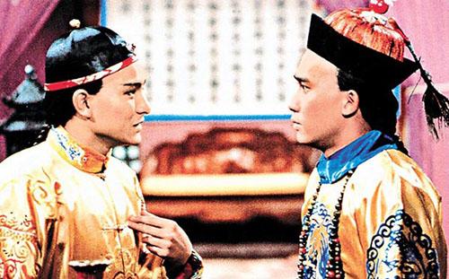 Cảnh trong phim Lộc Đỉnh Ký 1984