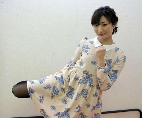 Ngắm vẻ đẹp nữ hoàng Karate Nhật Bản Rina Takeda - 9