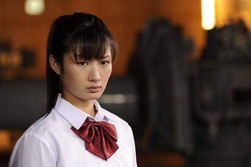 Cảnh trong phim Karate Girl
