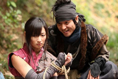 Cảnh trong phim The Kunoichi: Ninja Girl