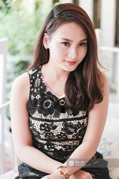 Ngắm nàng dâu Minh Vân - Bảo Thanh xinh đẹp ngoài đời thực - 1