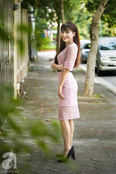 Ngắm nàng dâu Minh Vân - Bảo Thanh xinh đẹp ngoài đời thực - 14